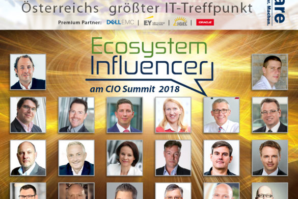 CIO Summit Ecosystem Influencer