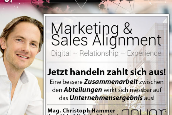 Christoph Hammer - Marketing und Sales Alignment