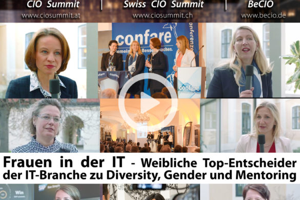 Meme CIO DACH - Video_Frauen in der IT
