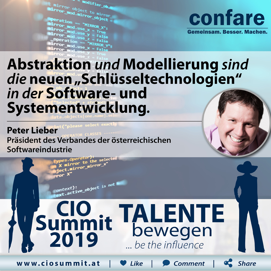 CIO Summit - Peter Lieber
