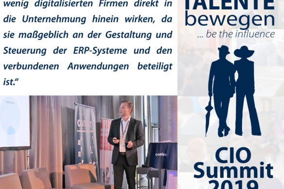 CIO Summit - Marco Kellermann 2