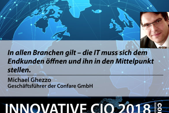Innovative CIO - Michael Ghezzo