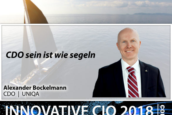 Innovative CIO - Alexander Bockelmann UNIQA