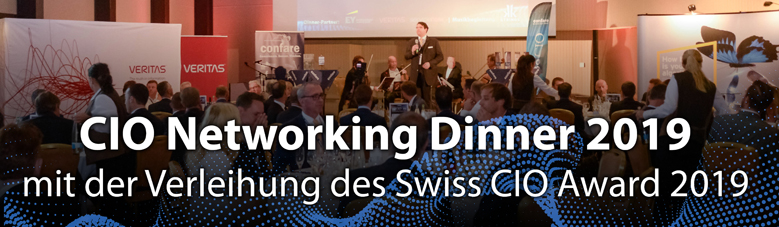 Swiss CIO Networking Dinner 2019