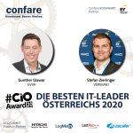 Confare #CIOAward und #TopCIO