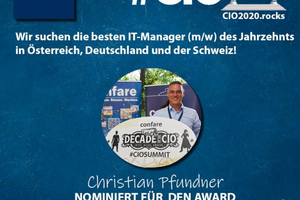 CIO Christian Pfundner