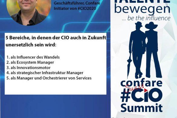 Michael Ghezzo, der CEO von Confare über die Entwicklung der IT im Unternehmen der Zukunft