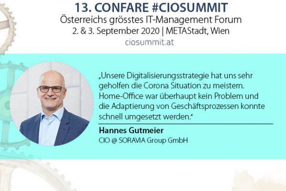 Der Digitalisierungsweg - Hannes Gutmeier