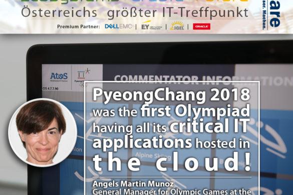 CIO Summit 2018 - Martin Munoz - Olympiad in the cloud