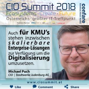 Michael Puch, Stadtwerke Judenburg