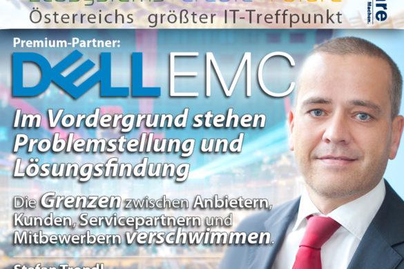CIO Summit 2018 - Trondl - im Vordergrund von DELL_EMC