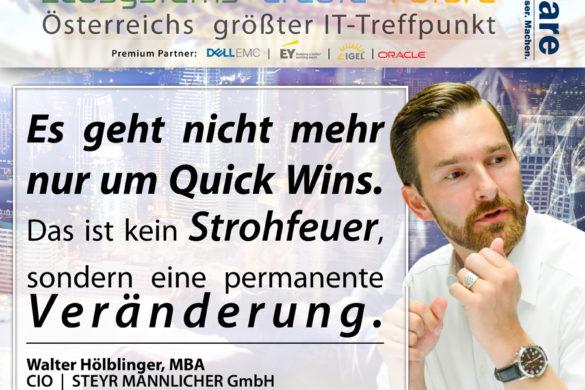 Walter Hölblinger, Steyr Mannlicher