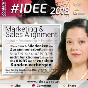 Kristina Brandstetter - Marketing und Sales Alignment