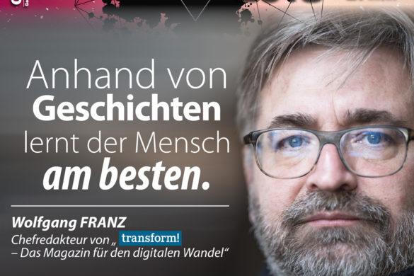 Wolfgang Franz, transform