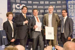 CIO Award 2018 Preisträger Martin Buresch