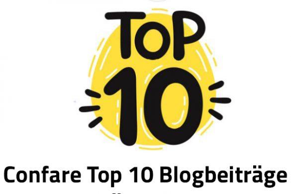 Top 10 Blogbeiträge März