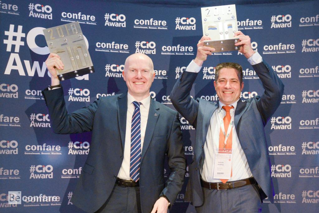 CI Award Preisträger 2018 Alexander Bockelmann und Martin Buresch