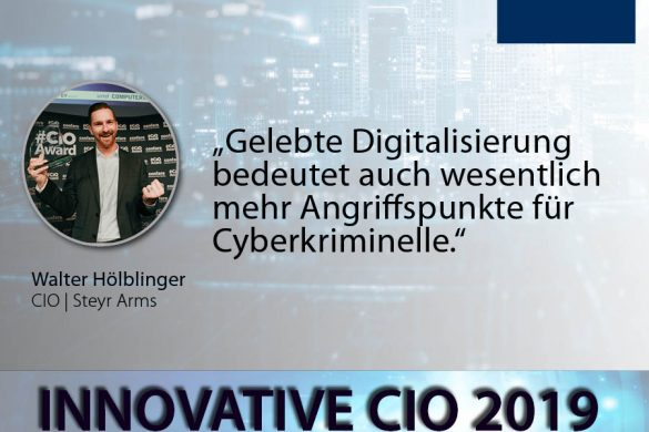 Innovative CIO Meme - Walter Hölblinger