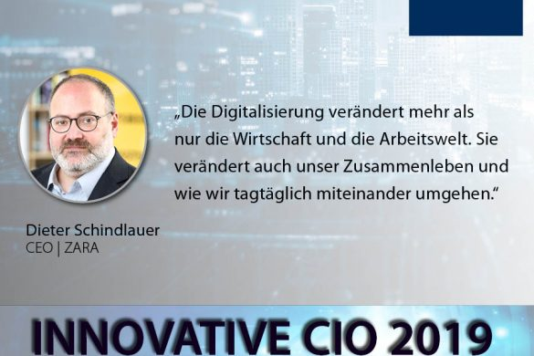 Innovative CIO Meme - Dieter Schindlauer