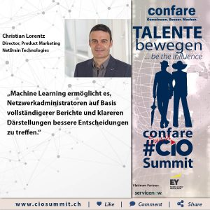 Meme CIO Summit 2019 - Christian Lorentz