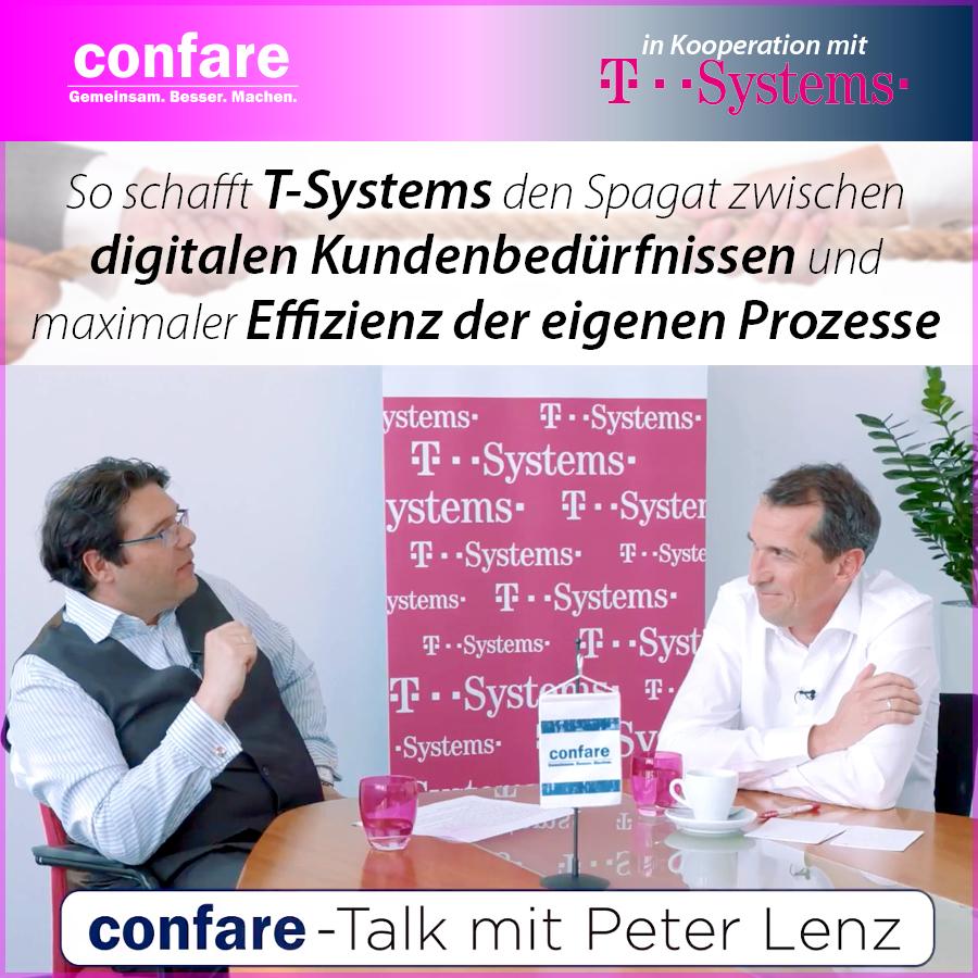 Meme T-Sytems - Digitale Kundenbedürfnisse und Effizienz der eigenen Prozesse