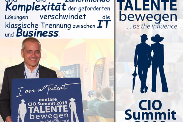 CIO Summit 2019 - Stefan Trondl