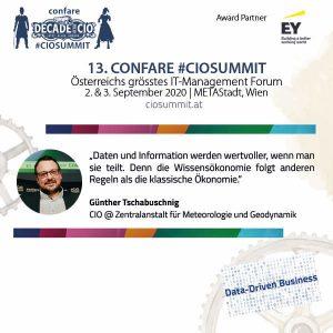 Günther Tschabuschnig - Data Intelligence