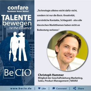 Meme Be CIO Summit 2019 - Christoph Hammer 1
