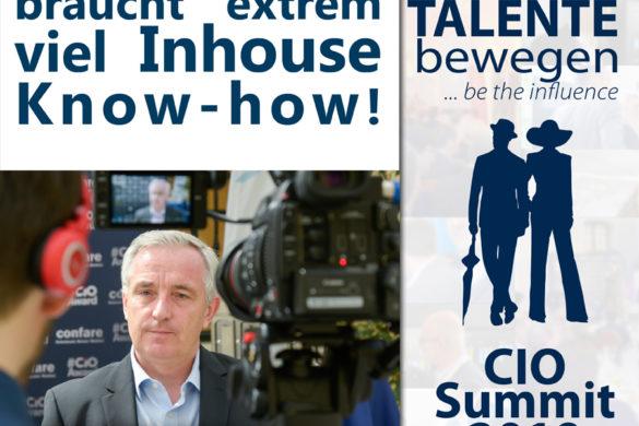 CIO Summit - Müller-Wünsch