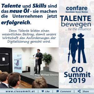 CIO Summit - Michael Fh Technikum Wien