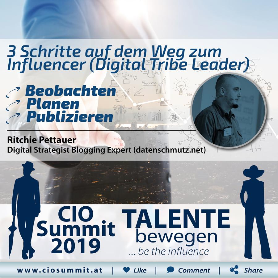 CIO Summit - Pettauer