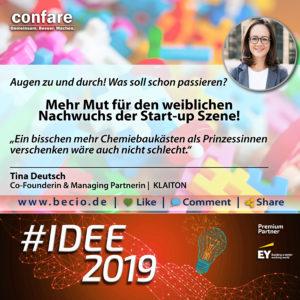 IDEE Tina Deutsch