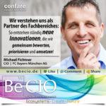 Be CIO IDEAward Einreicher FC Bayern München