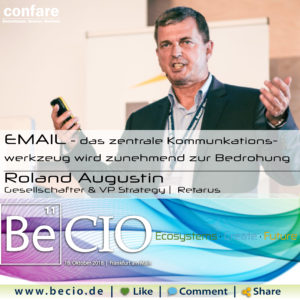 BeCIO Roland Augustin