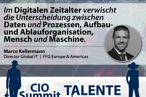 CIO Summit - Marco Kellermann