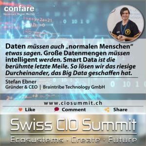 Swiss CIO Stefan Ebner