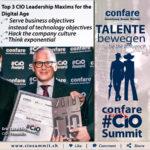 Swiss CIO Summit - Eric Saracchi