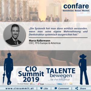 CIO Summit - Marco Kellermann 1