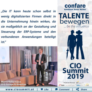 CIO Summit - Marco Kellermann 2