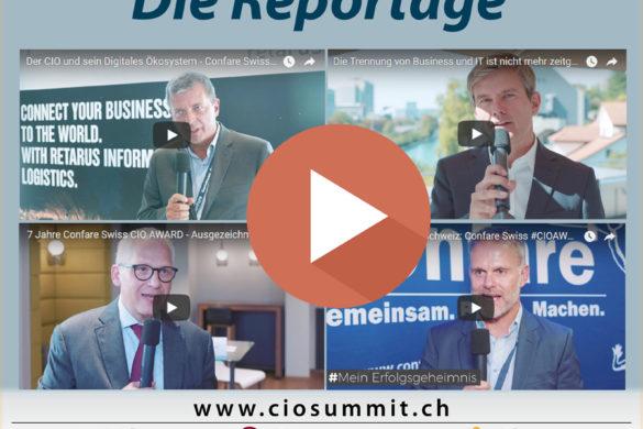Swiss CIO Reportage 2018