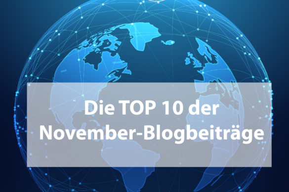 Top 10 Blogbeiträge November