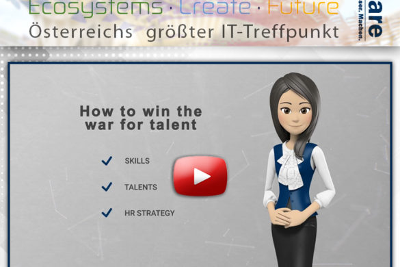 Video-Meme: How to win the war for talent