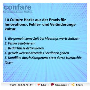 Culture Hacks 1