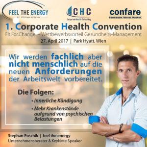Stephan Poschik - Betriebliches Gesundheitsmanagement