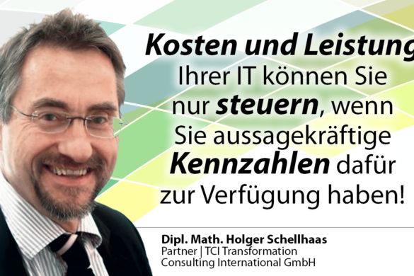 IT-Kennzahlen Zürich