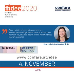 Susanne Zach | Data Driven Business