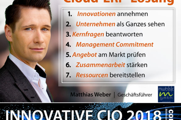 Innovative CIO - Weber