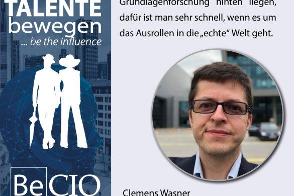 Meme Be CIO Summit 2019 - Clemens_Wasner