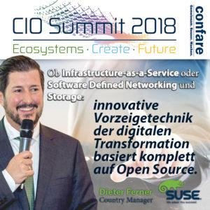 CIO Summit - Ferner