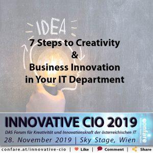 Innovative CIO Meme - 7 STeps